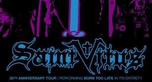 Saint Vitus 35th Anniversary Tour
