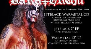Barathrum reissues & unreleased album