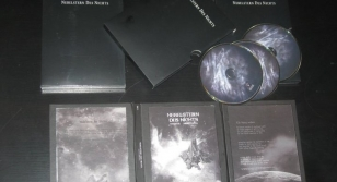 Nychts / Mortualia - Nebelstern Des Nichts