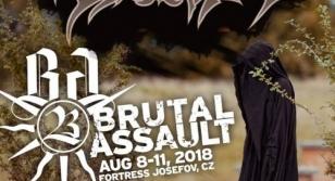 Brutal Assault 23 - 2018 first news
